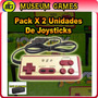 Joystick Family Game 8 Bits Ficha 15 Pines Clas -local-cap-f