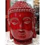 Cabeza De Buda En Ceramica Adorno Decoracion