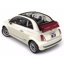 Fiat 500 Cabriolet Automatico Financiado O Contado G