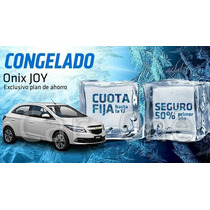 Chevrolet Onix Ls! Plan De Ahorro Car One! Tasa 0%