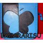 Dvd Porta,cd,blu-ray40unidades Rigido Con Cierre Bazararisu