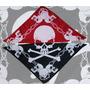 Pañuelos Bandanas De Calaveras ,bandera Eeuu ,motoqueros