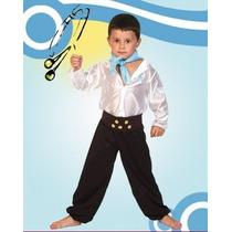 Disfraz De Gaucho - Talles Del 2 Al 12 - Disfraces Patrios