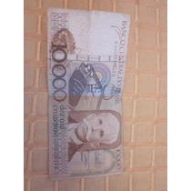 Billete 10000 Cruzeiros Brasil