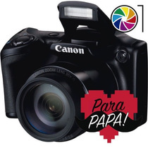 Canon Sx400 Is 16mp Video Hd Zoom Optico 30x Lcd 3¨ Batería