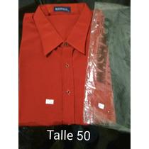 Camisa Hombre Mashaco Talles Especiales Talle 50