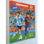 Revista Conmebol Nº 131 Tapa Messi Genio Del Gol