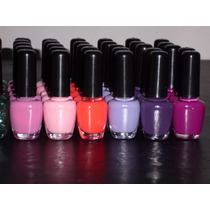 Esmaltes De 6ml Ideal Para Souvenir, Spa De Nenas,hipoalerge