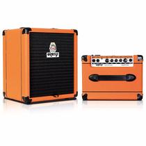 Equipo Amplificador Para Bajo Orange Cr25bx 25w Parlante 8