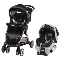 Minikids Coche Graco Travel System Fast Action Fold 2013