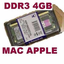 Memorias 2x4 Para Macbookpro Mid 2010 I5 De 2,4 Ghrz