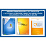 Windows Xp Pro Sp3 + Office 2007 + Antivirus 2016 (3 Dvds)