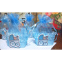 Souvenir Candy Bar- Bautismo Baby Shower X 12 Unid