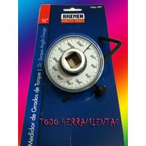 Goniometro Medidor Grados De Torque Enc 1/2 Bremen