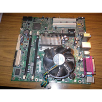 Placa Madre Intel D946 G Zis + Core Duo- Sin Funcionar