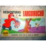 Historietas Desventuras De Larguirucho - Año I - N°11