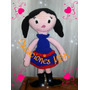 Luna Del Mundo De Luna!!! Tejido Amigurumi Crochet