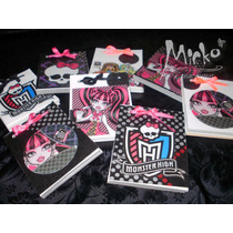 Monster High Anotadores Souvenirs. Imperdibles! Unicos!!!