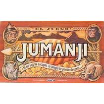 Jumanji - El Juego - Original - Toyco.
