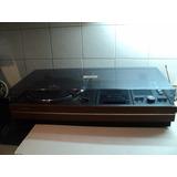 Centro Musical Sharp Sg-315e Japan 1974 Bandeja Radio Audio