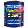 Esmalte Sintético Colormell Venier Satinado 4lts Blanco