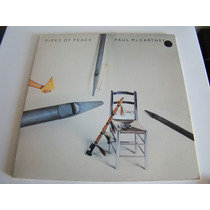 Paul Mccartney Pipes Of Peace Vinilo Lp Usa Excelente