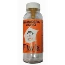 Mamadera Vidrio X 250 Flavia
