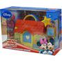 La Casa De Mickey Y Minnie C/ Accesorios Para Niños Original