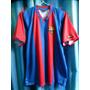 Camiseta Y Short Barcelona Productos Oficiales 12-14 Años