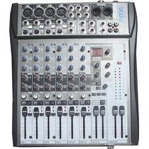 Consola Mixer Moon Mc806. 8 Canales Cámara 16 Efectos Dsp