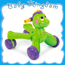 Andador,caminador Fisher Price Go Baby Go Dino. Ver Video!