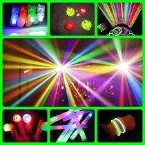 Cotillon Luminoso -combo Economico 150 Art. Carnaval Carioca
