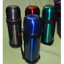Termo De Acero 1.1 L En Colores
