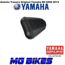 Asiento Trasero Yamaha R6 2008 2014 Original Mg Bikes