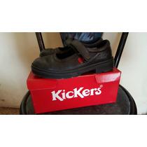 Vendo Zapatos De Colegio Talle 31 Kickers