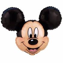 Globo 24 Pulgadas Anagram Mickey Mouse Apto Aire Helio