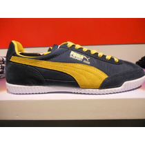 Zapatillas Puma Squash 2000-boca Jrs-exclusiva 2013