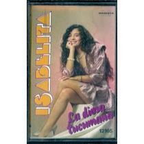 Isabelita La Diosa Tucumana Cumbia Magenta Cassette
