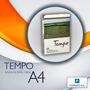 Resma Tempo A4 75grs