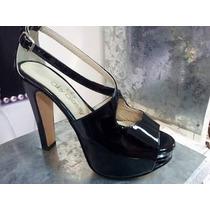 Zapatos Stilettos Charol Mujer Fiesta 15 Años Casamiento!!!