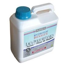 Laca Poliuretana Al Agua Hidrotop Density 5lts De Petrilac