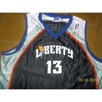 Camiseta Basquet Liberty De Eeuu # 13 (equipo Femenino)