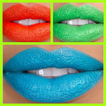 5 Labiales Fluor Lo Ultimo En Make Up Para Todo Evento