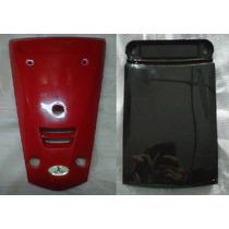 Combo Frente Rojo Y Union Trasera Negra Yamaha Crypton Vieja