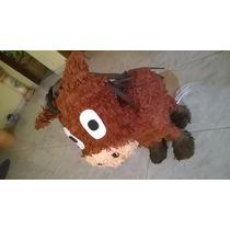 Piñata Caballo De Toy Story (tiro Al Blanco)