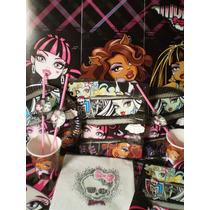 Set De Cotillon Tematico P/10 Chicos De Monster High/ben 10