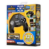 Consola Video Juego Con 121 Juegos Plug And Play Apto Tv Lcd