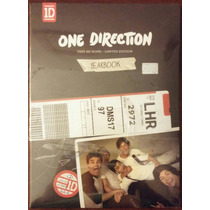 One Direction Take Me Home Limited Ed Yearbook Cd Nuevo