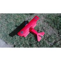 Vendo Kit En Madera Balsa Baron Rojo Fokker Dr1