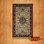 Carpeta Alfombra Kashmir Persa 60 X 100 Cm Fundasoul